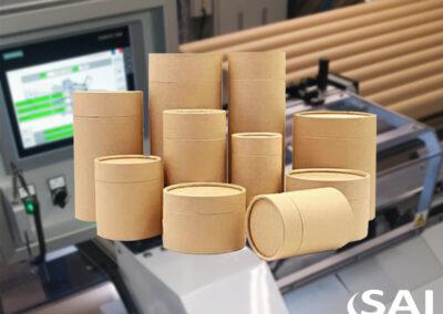 Frecicar – Actualización Línea de Producción Envases de Cartón