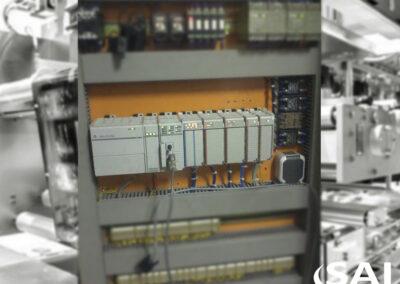 Alfajores Jorgito – Actualización sistema de control envasadoras Klockner