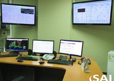 SQM – Planta de procesamiento carbonato de litio