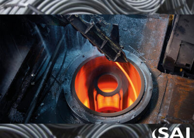 Sipar Gerdau – Actualización sistema Bobinadora Garrett
